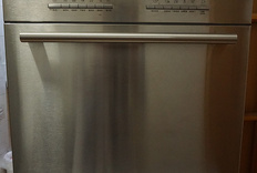 我只吃饭不洗碗 篇二:SIEMENS 西门子 76M540 洗碗机 实测