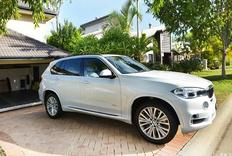 50万提澳洲版X5 30D 7座 - 提车作业及7座选配使用心得