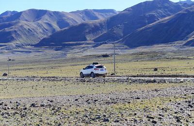 大美西藏阿里,单车自驾中北线