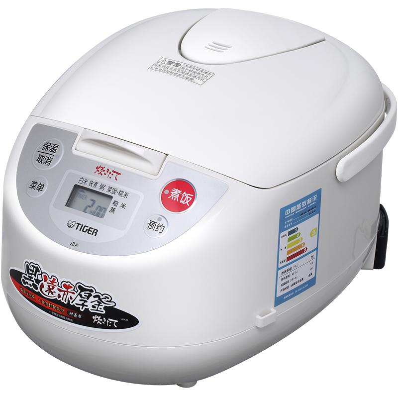 虎牌 JBA-B18C微电脑智能电饭煲5L