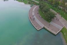 天府之城系列chapter1:亚洲最大单体建筑环球中心&锦城公园