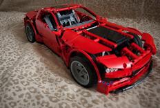 LEGO 8070  展示