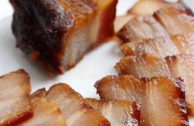 最具年味的中式美食--自制腊肉