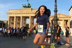 【跑呀,小怪兽】人人都爱的柏林马拉松——跑了一年又一年
