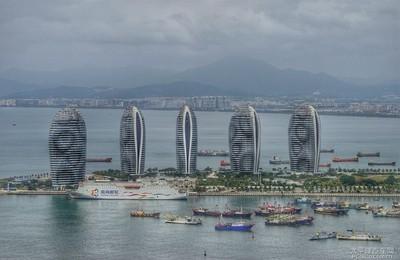 单车自驾:环游海南岛