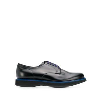 CHURCH'S 男士 休闲德比鞋 黑色 UK9,降价幅度39.8%