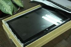 轻便的商务设定,PCpad Plus开箱外观评测
