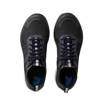 萨洛蒙(Salomon)男女款耐磨防滑马拉松夜跑鞋SONIC RA NOCTURNE 黑色402368 UK7.5