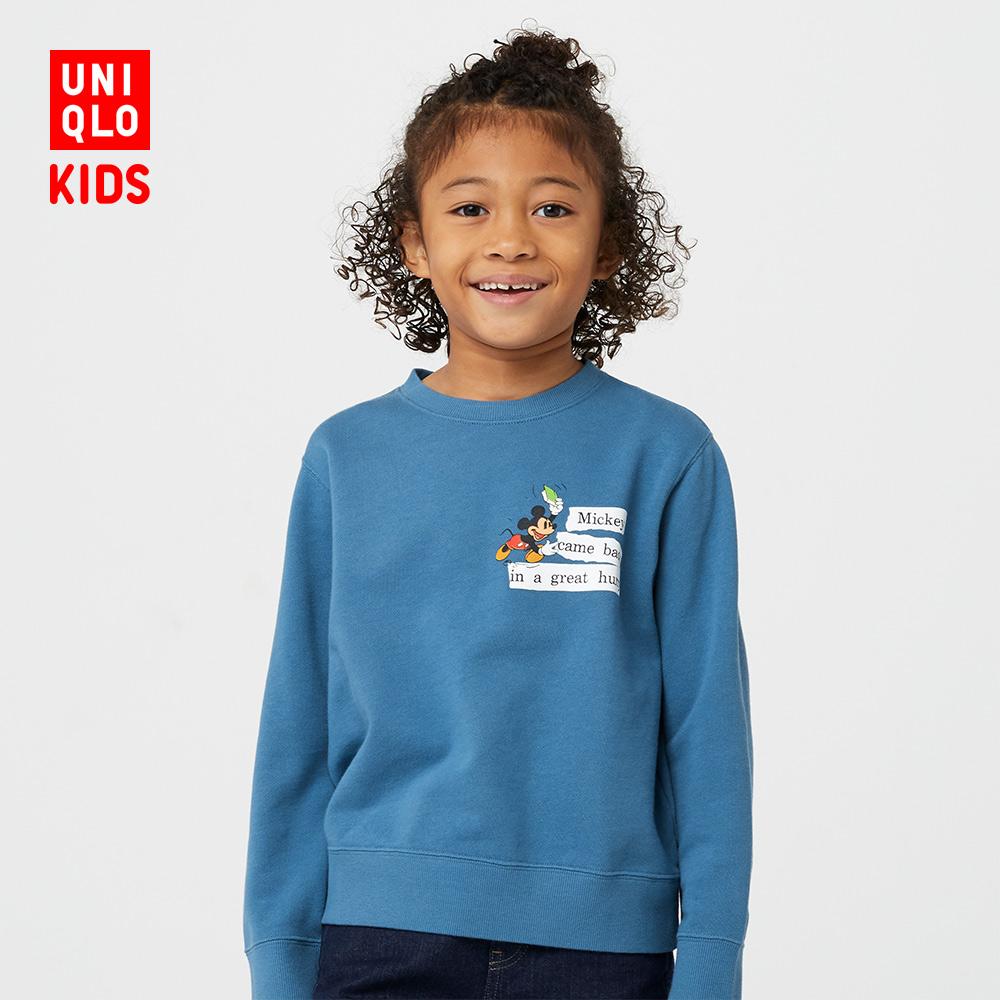 童裝/男童/女童/親子裝 (UT) DPJ運動衫 426391 優衣庫