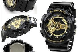 卡西欧 GA-110手表