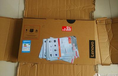Lenovo 联想 小新700 电竞版 15.6英寸超薄游戏本 开箱