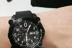 晒单:海淘入手HAMILTON汉米尔顿 Khaki Navy系列 H78686333男款机械腕表