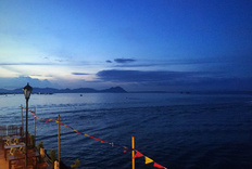 #举起相机# 沉在西里伯斯海
