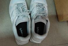 索康尼SHADOW ORIGINAL灰白配色,货号S2108-596