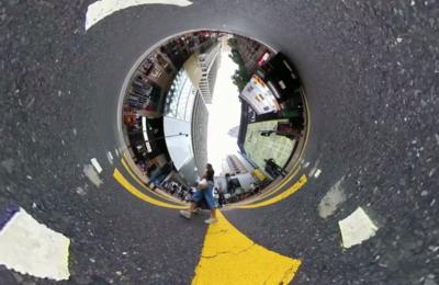 这一次,让你拍下整个世界——Insta360 Air 360度全景相机体验