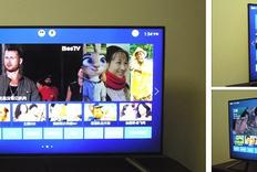 卧室新宠——联想17TV43i颠覆传统,在一起更快乐!