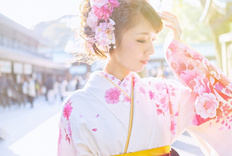 【日本旅拍】四月物语