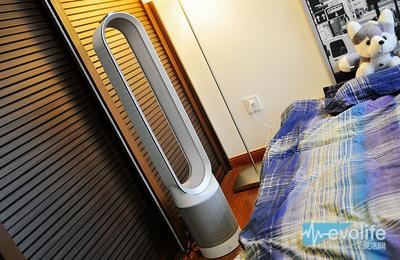 风扇和空气净化器也能融为一体?戴森Pure Cool空气净化风扇试用