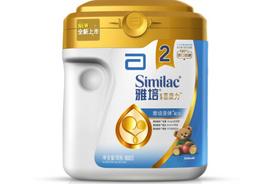 雅培亲体2段奶粉