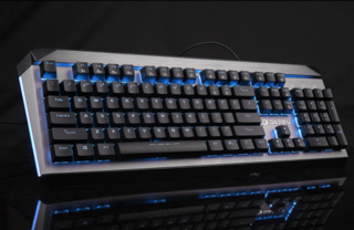 达尔优EK822 机械键盘