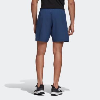 阿迪達斯官網 adidas CLIMA Short M 男裝羽毛球運動短褲FM7100 如圖 S