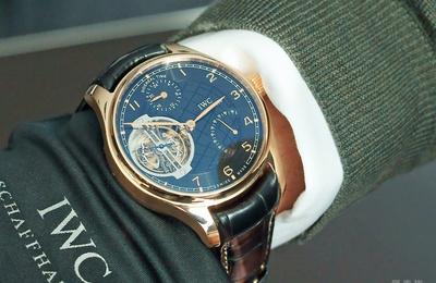最复杂的万国手表---葡萄牙SIDéRALE SCAFUSIA IW5041