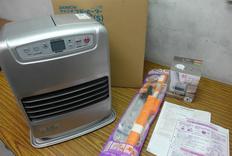 开箱:DAINICHI FW-3214S 煤油电暖炉使用心得