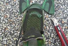 ◤拆鞋◢  zoom kobe 10 ,
