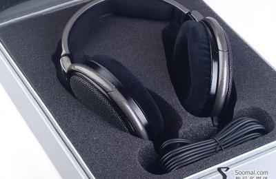 Sennheiser 森海塞尔 HD650 头戴式耳机测评报告