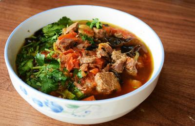 苏泊尔电压力锅开箱+一碗美味牛肉柿子的养成记