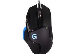 罗技G502