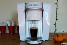 这台Keurig Kold智能饮料机既能制作咖啡也能制作碳酸饮料