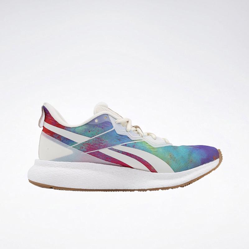 Reebok锐步官方Forever Floatride Energy 女子彩虹跑步鞋FY3437,降价幅度35.1%
