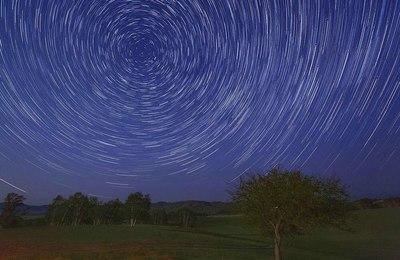 你有多久没看到星星了?自驾拍星空