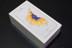 去一次澳门买回来的全网通 Apple 苹果 iPhone6S 64G 智能手机 土豪金 晒单