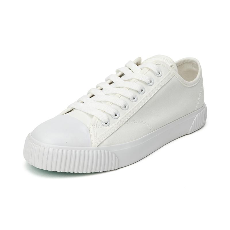 回力官方旗艦店 正品休閑小白鞋帆布鞋男女鞋低幫運動鞋WXY-A347J *2件