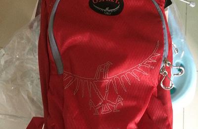 Osprey 小鹰 Viper 毒蛇 专业骑行水袋包 开箱