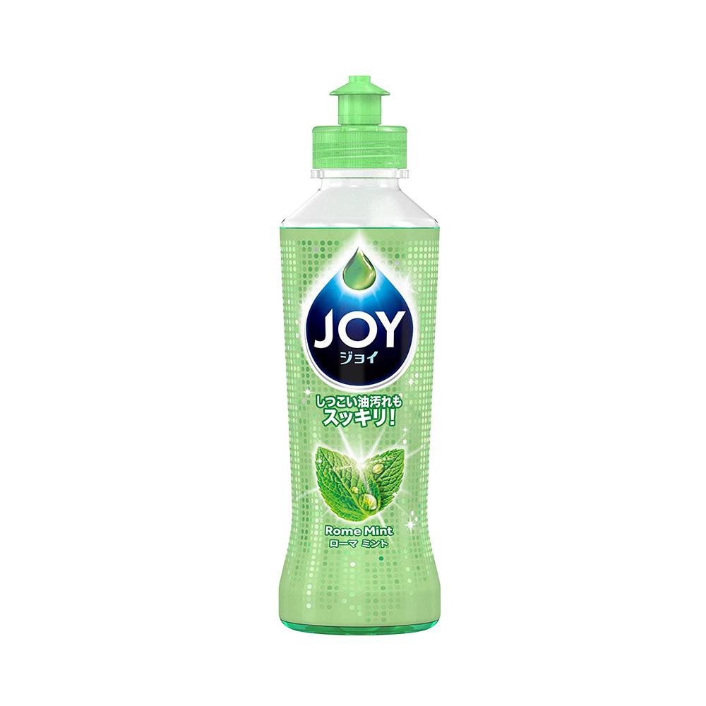 P&G宝洁JOY洗洁精薄荷香 超浓缩强效去油易清洁餐具不伤手190ml *2件,降价幅度15%