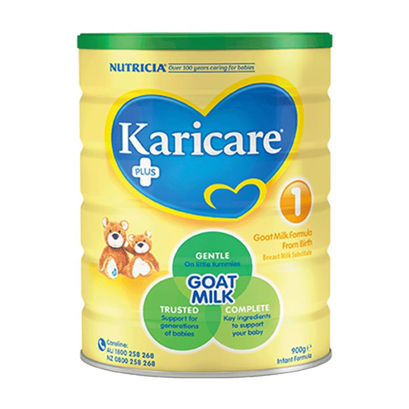 澳洲直郵進口新西蘭可瑞康羊奶粉1段新生嬰兒奶粉一段可購2段3段
