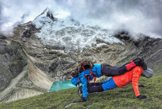 南山南——西藏山南库拉岗日徒步朝圣