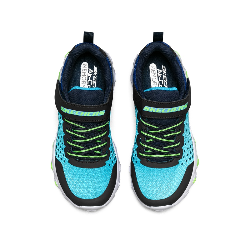 Skechers斯凱奇2020春季新款男童潮流復古動感休閑運動鞋98261L