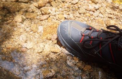 黄山徒步,开箱&实测decathlon防水登山鞋(二)