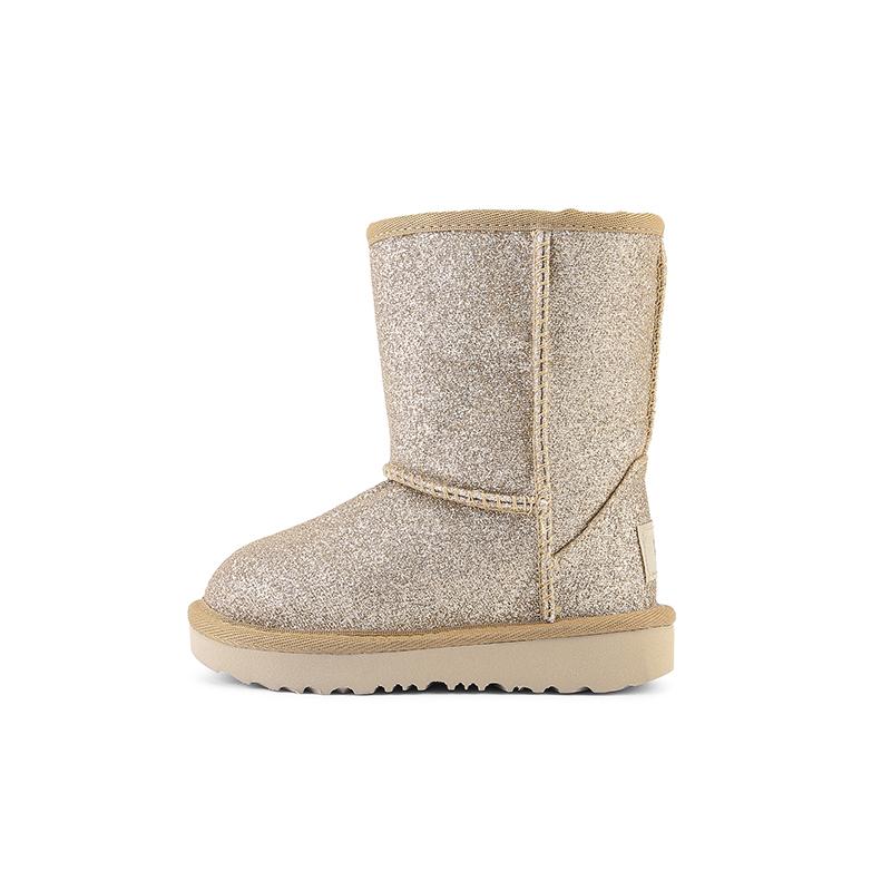 UGG童鞋男女童小童闪光款雪地靴 1111852T