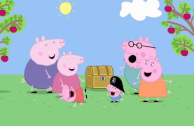 一部《小猪佩奇》让中国90%的家长感到惭愧