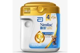 雅培亲体4段奶粉
