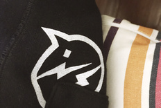 来自日本的潮牌DENIM BY VANQUISH & FRAGMENT 9分裤