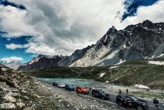 从南到北,飞跃新疆,重走独库公路