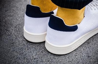 编织小白鞋 adidas Stan Smith Primeknit OG 现已发售