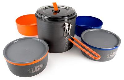 GSI Pinnacle Dualist Cookset 双人户外套锅餐具 测评报告