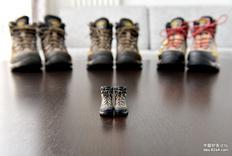 钟爱一款鞋会是什么样子?